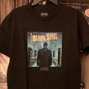DGK Beanie Sigel Truth Shirt New w/o Tags Medium